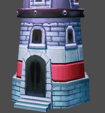 Navy Devil Tower