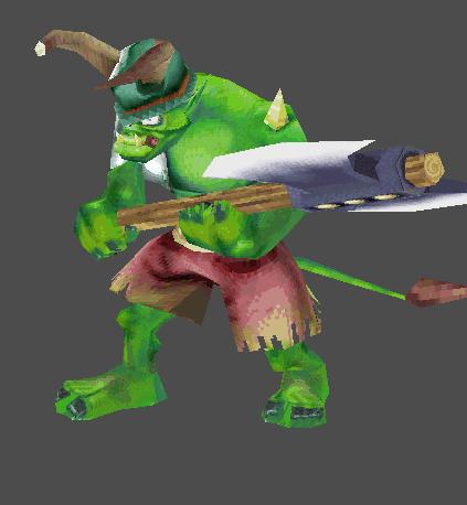 Half-beast Man