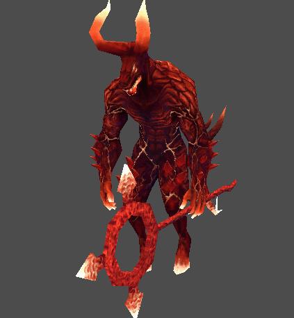 Morpheus Abyss Demon