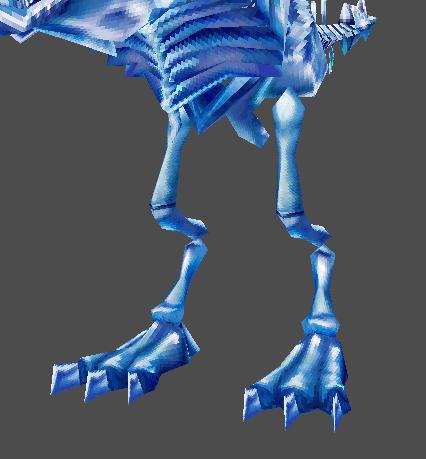 Crystal Ghost Dragon