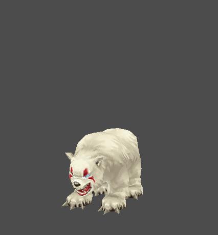 Hell Polar Bear