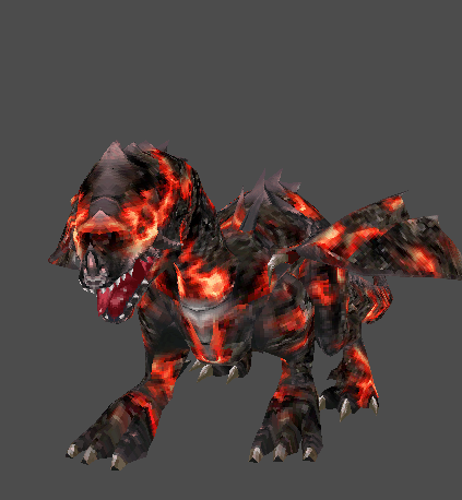 Volcanic Beast