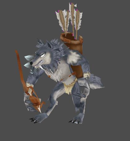 Wolf Archer