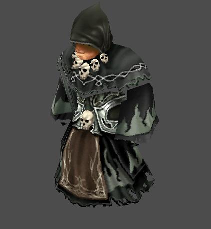 Ascendant Lieutenant - Gideon