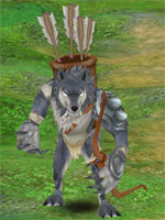 Werewolf Archer