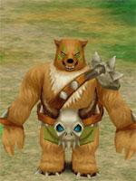 Violent King Bear