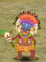 Tribal Chieftian