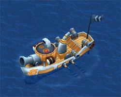 Attack Boat 1
