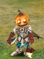 Vicious Pumpkin Knight