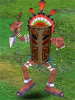Mad Tribal Witchdoctor