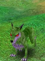 Frenzied Wolf