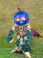 Evil Pumpkin Knight