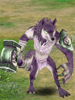 Werewolf Warrior Leader