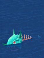 Swift Skeleton Fish
