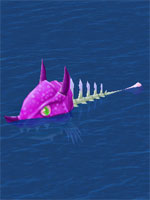 Spiny Fish Bone