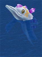 Amethyst Dolphin