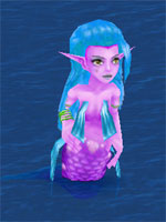 Wandering Mermaid