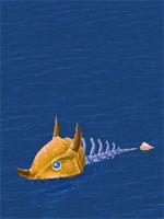 Decaying Fish Bone