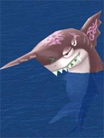 Old Sawtooth Shark