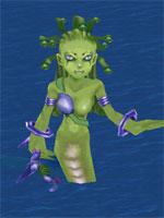 Ancient Siren Archer