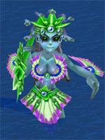 Horrific Siren Guard