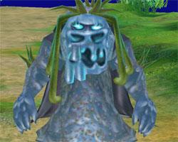 Huge Mud Monster