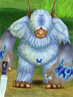 Demonic Snowman
