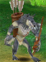 Wolfman Archer