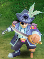 Pirate Ringleader