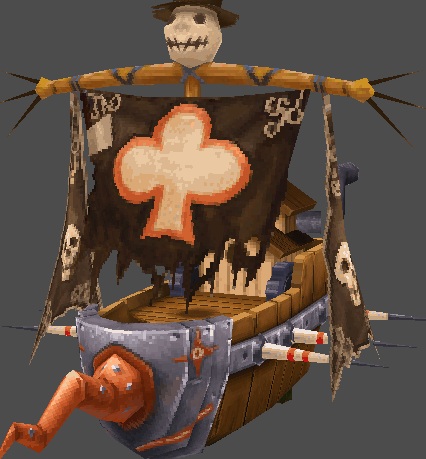 Pirate Flagship
