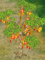 Legendary Tree of Fortune