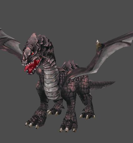 Baby Thunder Dragon