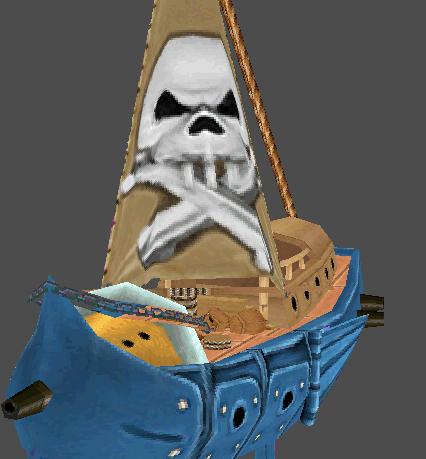 Deathsoul Speed Boat
