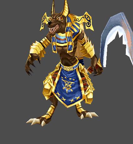 Hell Pharaoh A