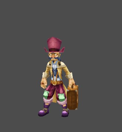 Smuggler Leader