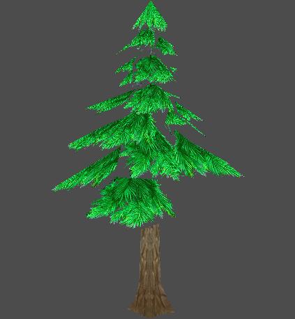 Defoliate Pine