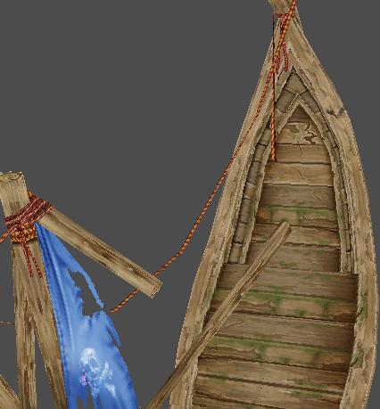 Vengence Ship