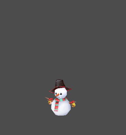 Snowman Baby
