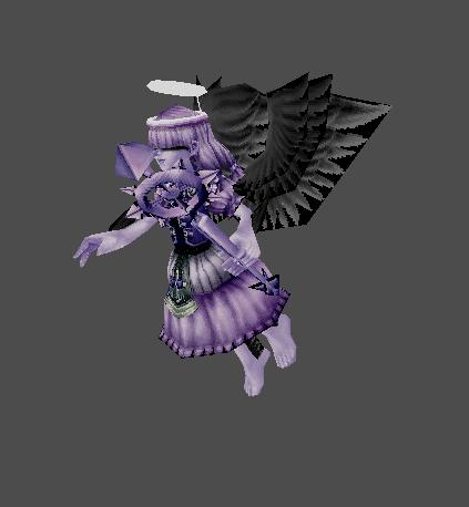 Black Devious Angel