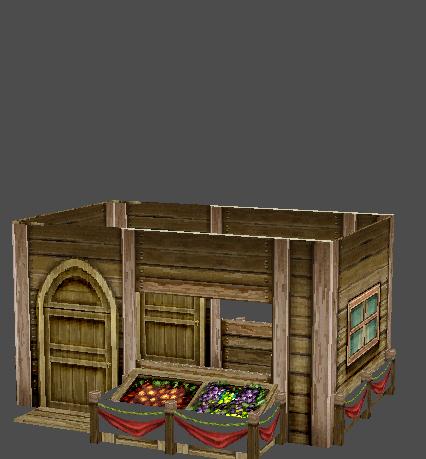 Pirate Ammo Warehouse